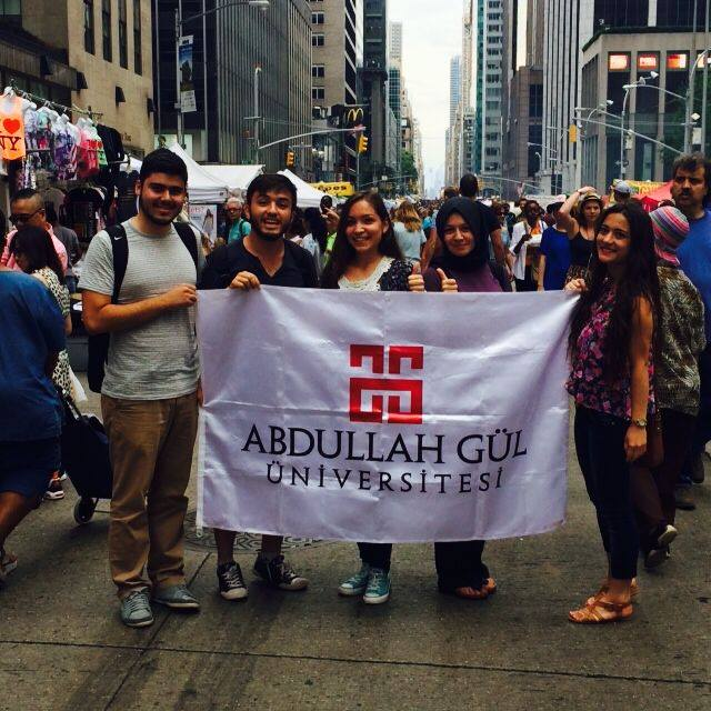 AGU In New York!