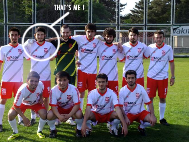 AGU Football Team