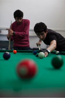 AGU Billiard Tournament