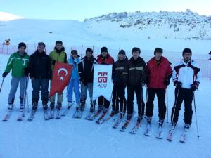 AGU Ski team