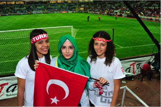 AGU Supporters
