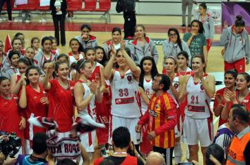 AGU Spor Team thanks AGU fans at Final