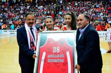AGU Spor Mehmet Özhaseki