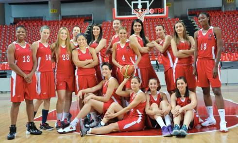 AGU Spor Basketball Team