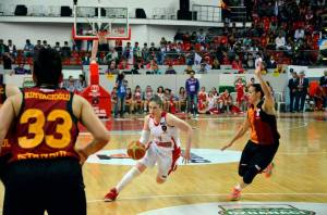 AGU Spor Basketball Player