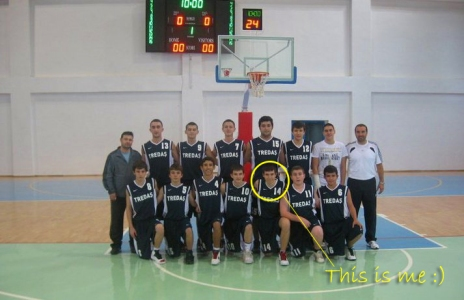 Alper Basketball