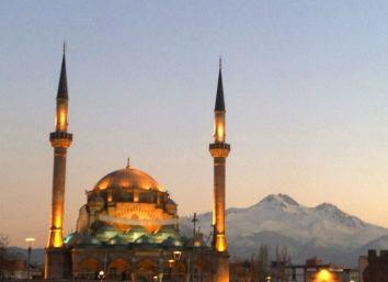 Kayseri mosque
