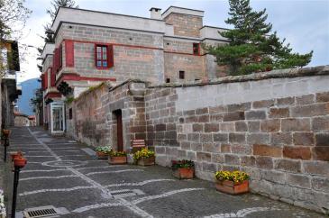 Talas street_Kayseri