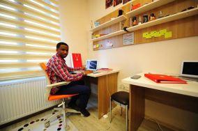 AGU Student Village, AGU dorms, accommodation, international student housing