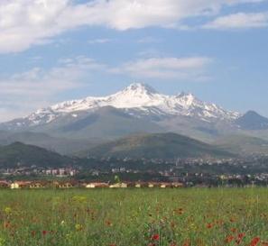 Mount Erciyes, Kayseri