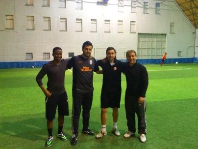 Football at the Abdullah Gül University (AGU), International team