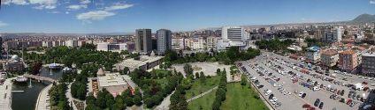 Kayseri, Turkey, City center