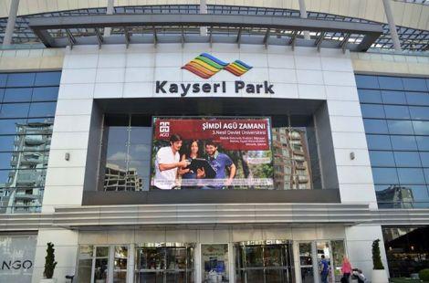 Kayseri Park shopping center