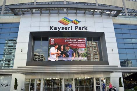 Kayseri Park shopping center