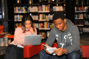 Abdullah Gül University, Library, international students