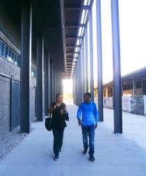 AGU Steel Building, Sümer Campus, International Office, International Student