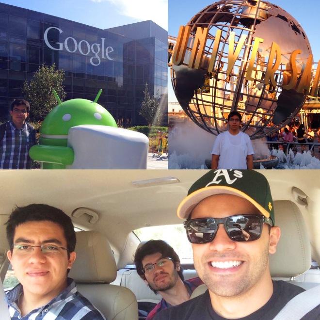 AGU, Abdullah Gül University, English Language Trip, ELS, AGU School of Languages, Prep School, California trip, AGU Students