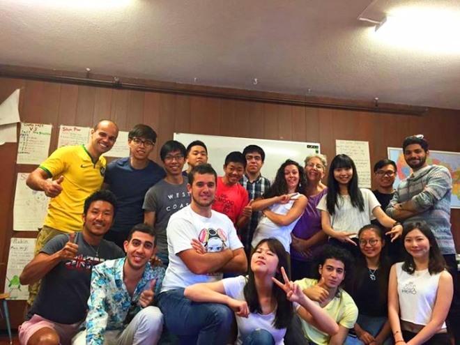 AGU, Abdullah Gül University, study trip, English Language School, Prep School, International Students, Friends