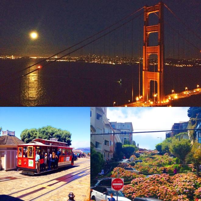 San Franciscio, AGU Prep School, English Language School, Study trip, visit, tourism, Abdullah Gül University