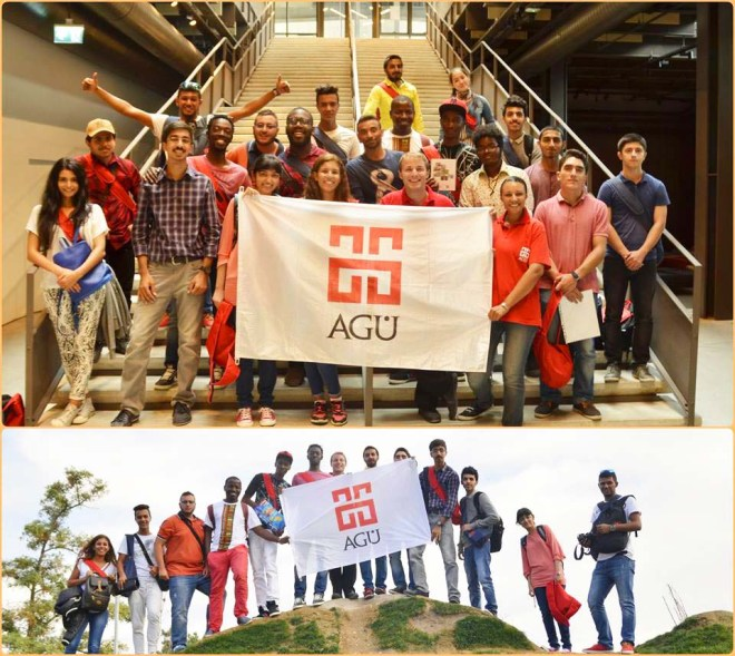 Abdullah Gül University, AGU, Study in Turkey, International Programs, International Students, Orientation Program, Orientation Week, Student Life, Activities
