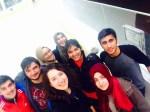 AGU, Abdullah Gül University, Student Life, Activities, Sports, Ice-Skating, Mazakaland, Sports Department, AGU Students, Lessons