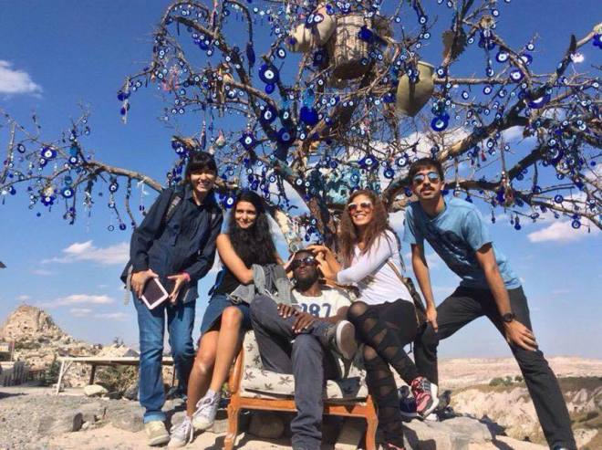Abdullah Gül University, AGU, Study in Turkey, International Programs, International Students, Orientation Program, Orientation Week, Cappadocia, tourism, trip, Discover Turkey