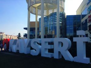 I, Love, Kayseri, city, center, shopping, Abdullah Gül University, International Students