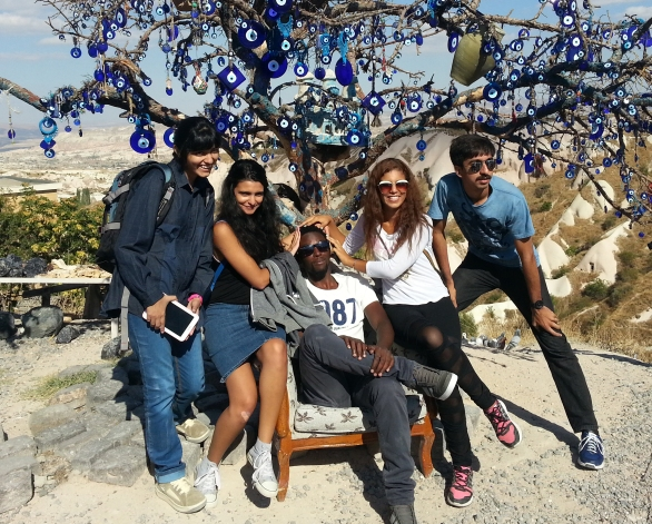 AGU, Abdullah Gül University, International, Students, Welcome, Orientation, Week, Cappadocia, trip, Incoming