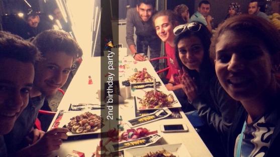 Abdullah Gül University, students, international, friends, welcome