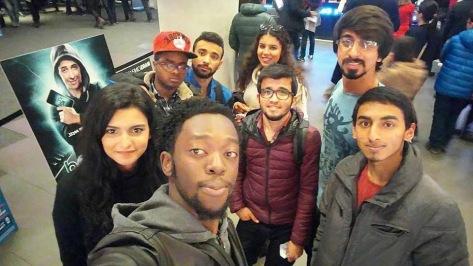 Abdullah Gül University, students, city center, night out, cinema, english movies, shopping, mall, friends, international