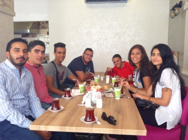 Abdullah, Gül University, AGU, Incoming, International Students, Welcome, Orientation, Week, Turkey, Culture