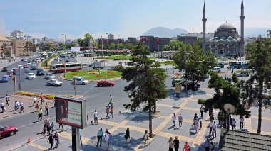 AGU, Kayseri, city, center, meydan