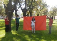 AGU, Abdullah Gül University, Orientation, Week, Welcome, new, International, students, fun, games, greem campus