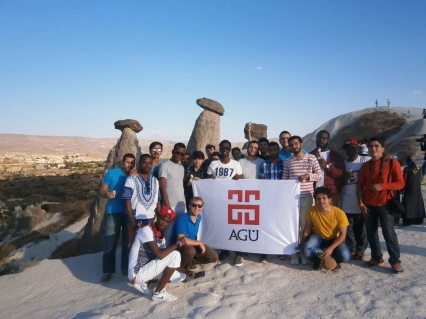 International, Student, Turkey, Travel, Cappadocia, AGU