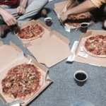 AGU, Abdullah Gül University, STudent, Life, food, order, dorms, pizza
