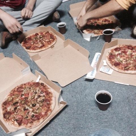 AGU, Abdullah Gül University, STudent, Life, food, order, dorms, pizza