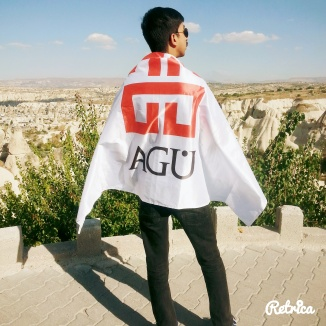 Study in Turkey, Cappadocia, International, Student, AGU, Abdullah Gül University