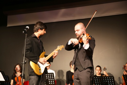 AGU, ABdullah Gül University, on-campus, activities, student, clubs, music, club, orchestra, guitar, violin, international, student, club, association