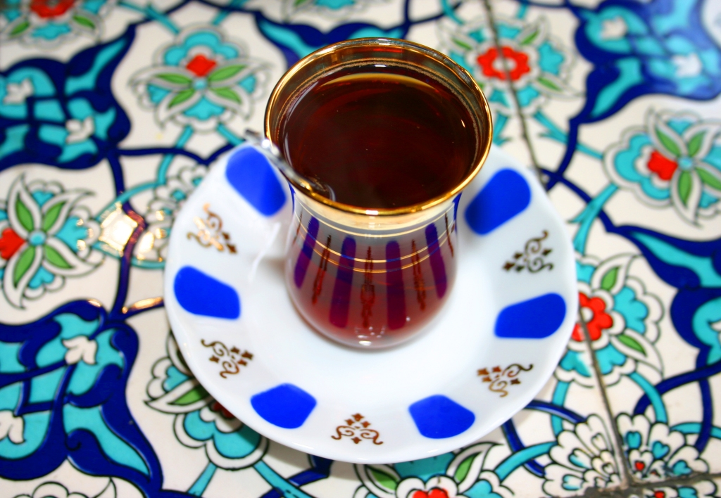 AGU, STudy, International, Student, Turkey, Welcome, Culture, Tea, çay