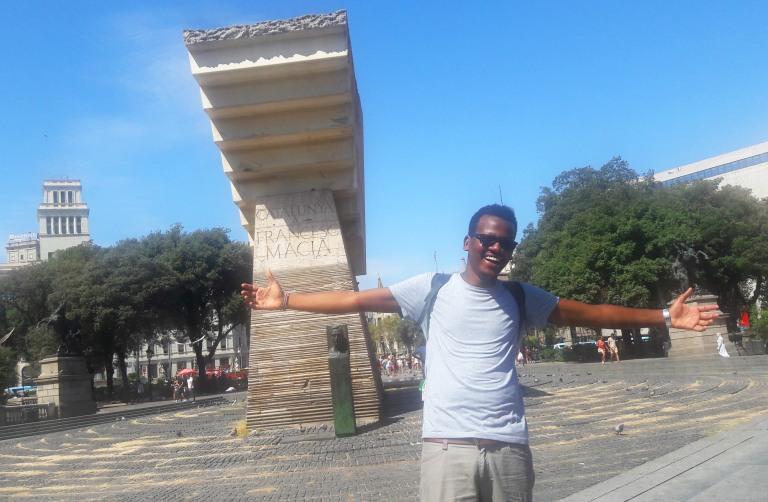 Abdullah Gül University, AGU, international, student, Graduate, internship, abroad, Erasmus, Spain, Turkey