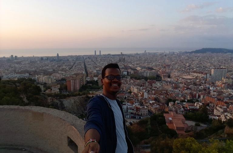 Albert, student, Barcelona, Internshipt, Microsoft, Supercomputing Center, Abdullah Gül University