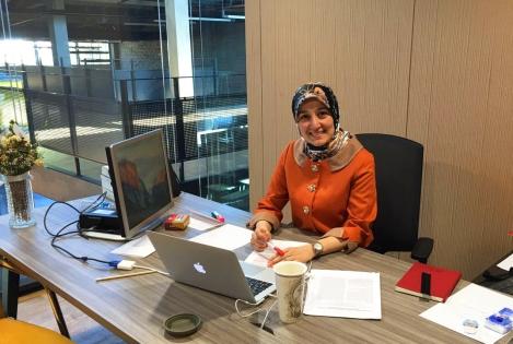 Abdullah Gül University, AGU, Electrical, Computer Engineering, Department, Dr, Gulay