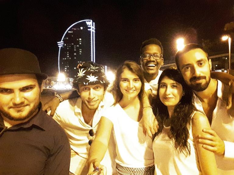 Abdullah Gül University, international, internship, abroad, fun, friends, spain