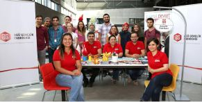 Abdullah Gül University, AGU, Youth Factory, Erasmus, Exchange office, team
