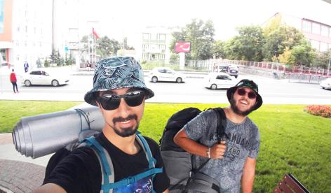 Abdullah Gül University, AGU, international, students, Pakistan, Morocco, trip, fun, student life, camping