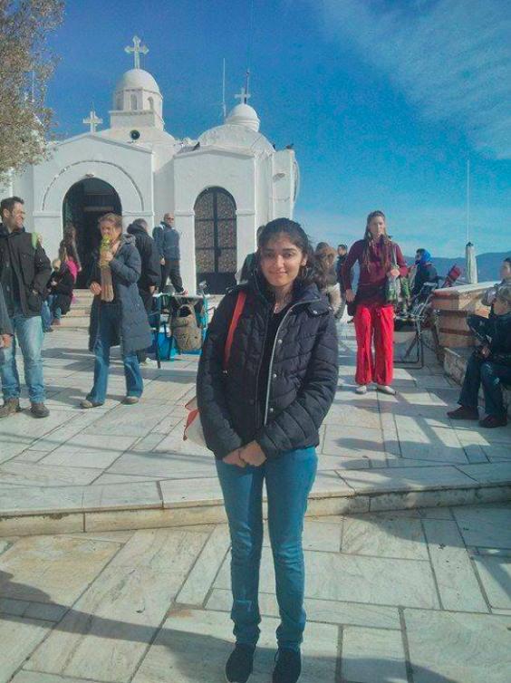Abdullah Gül University, International, student, Pakistan, Hina, Erasmus, exchange