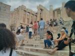 Abdullah Gül University, AGU, international, student, exchange, erasmus, Greece, Athens, ruins, tourism