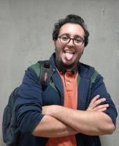 Hamza, AGU, international, student, Morocco, Business Administration