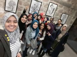 Abdullah Gül University, AGU, students, campus tour, Sümer Campus