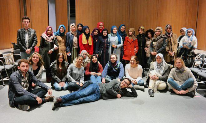 SivilLAB, volunteers, Abdullah Gül University, students